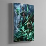 Nagash, Lord of the Undead – Canvas