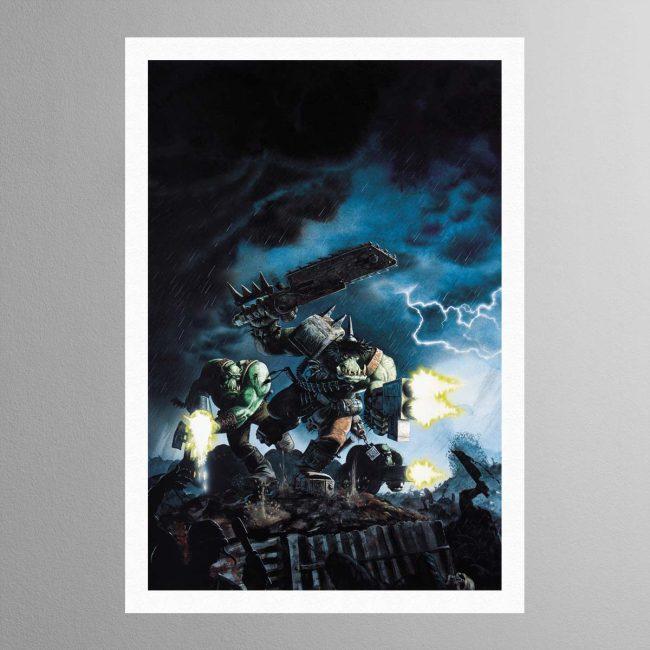 Ork Boyz – Print