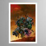 Ork Warboss – Print