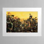 Rogue Trader Orks – Mounted Print