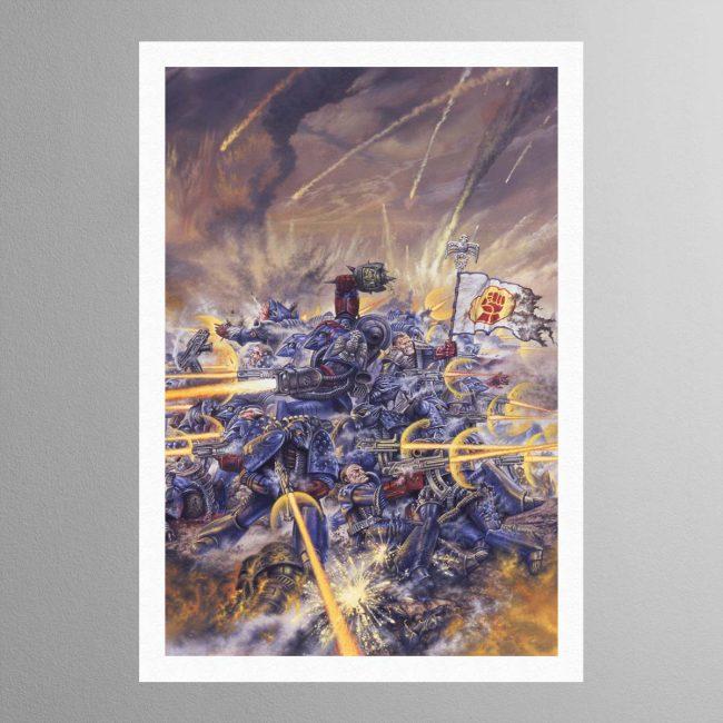 Rogue Trader – Print