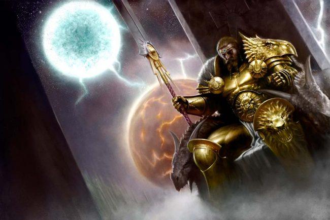 Sigmar, the God-King