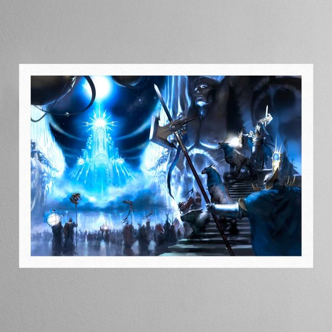Sigmaron in the Realm of Azyr – Print