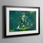 Sylvaneth – Frame Print