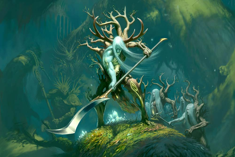 Image result for sylvaneth