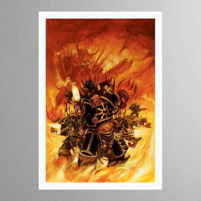 The Black Legion – Print