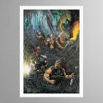 The Catachan Jungle Fighters – Print