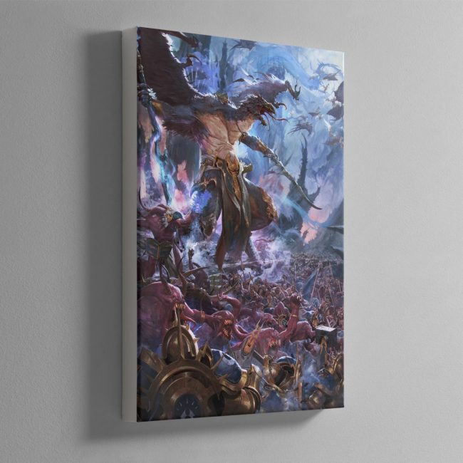 The-Changehost-of-Tzeentch—Canvas