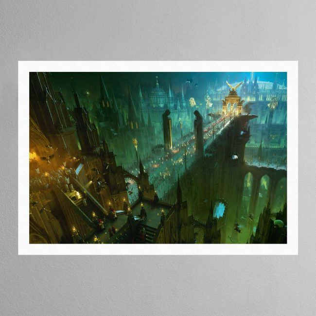 The Emperor's Palace – Print