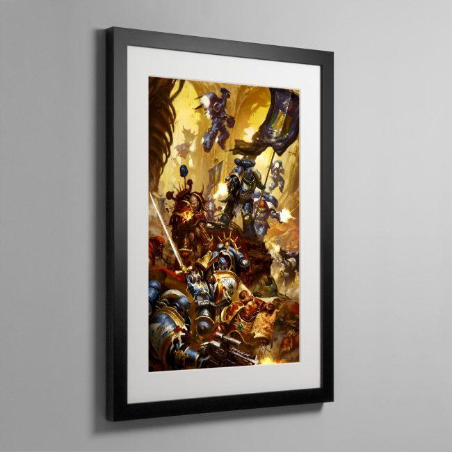 The Fulminators – Frame Print