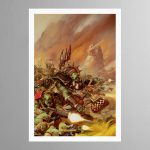 Waaagh! The Orks – Print