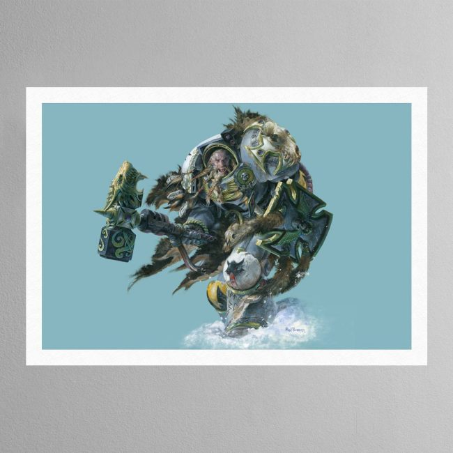 Wolf Guard – Print