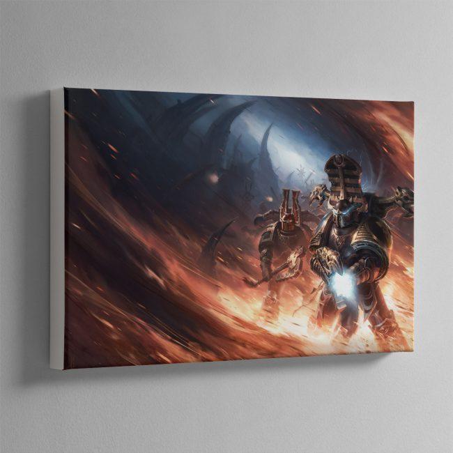 Black Legion – Canvas