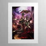 Cadia Stands – Mounted Print