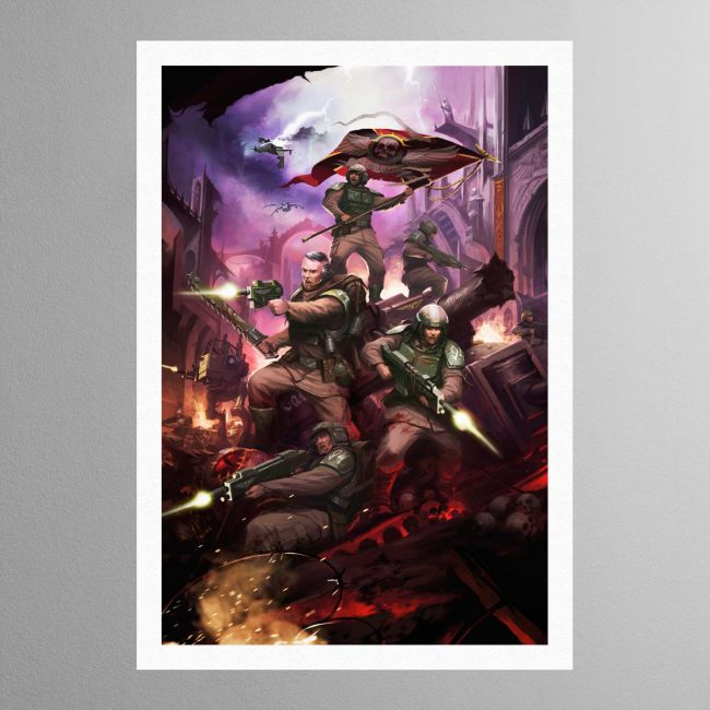 Cadia Stands – Print