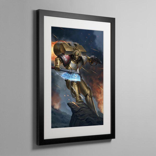 Dante – Framed Print