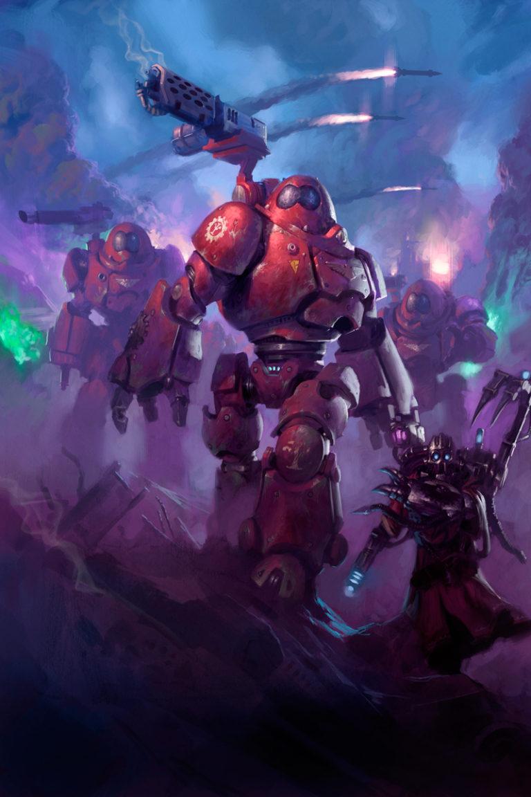 Adeptus-Mechanicus-Kastelan-Robots