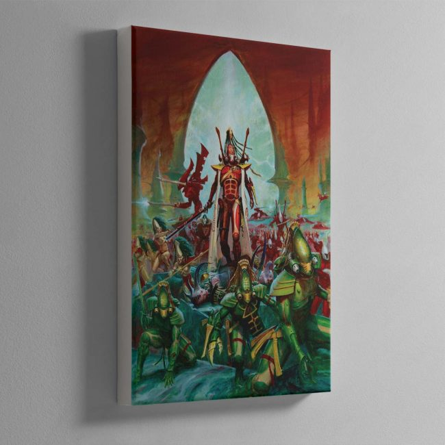 Aeldari – Canvas