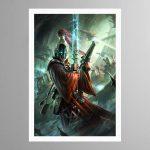 Aeldari Warlock – Print