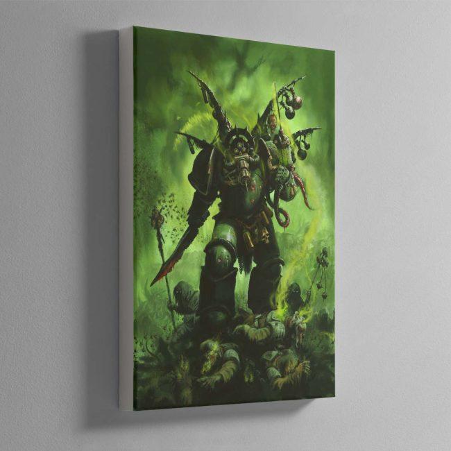Biologus Putrifier – Canvas