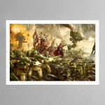 Cadian Charge – Print