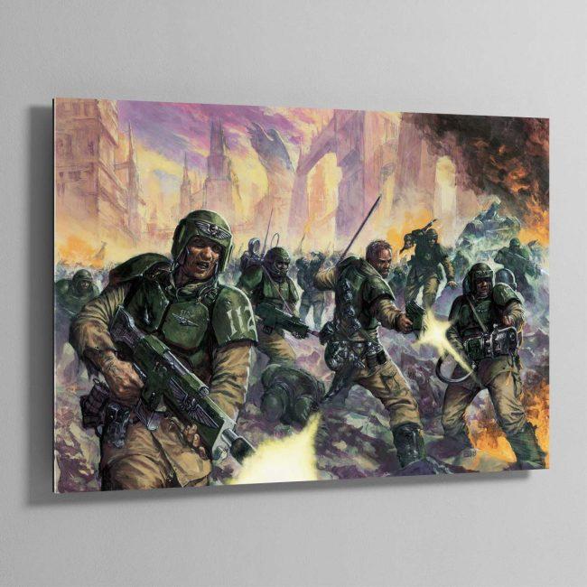 Cadian Infantry – Highline