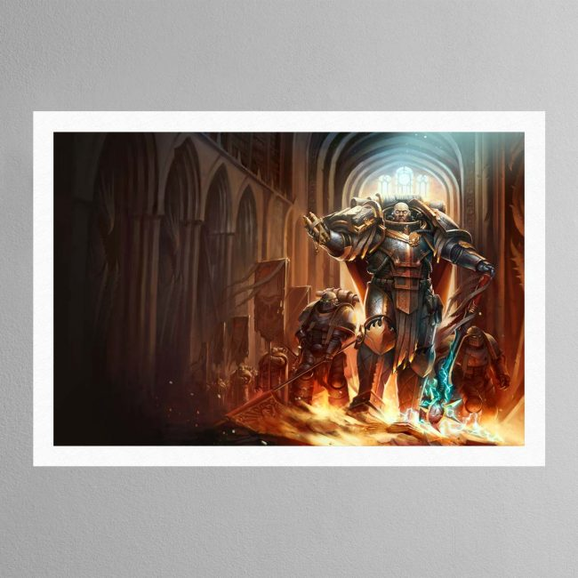 Lorgar Bearer of the Word – Print