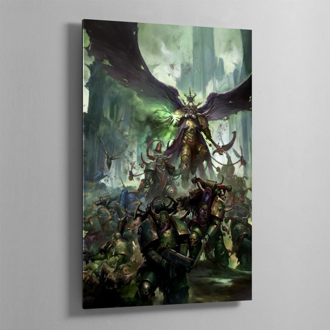 Mortarion, Daemon Primarch of Nurgle – Highline