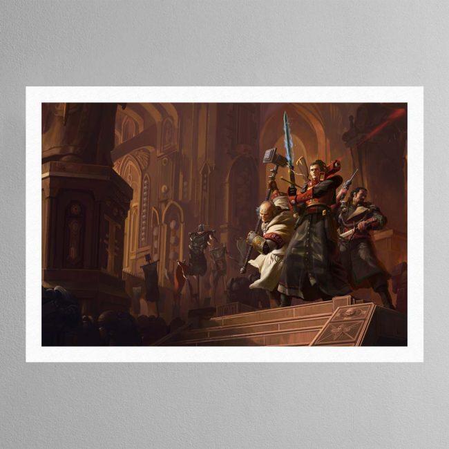 Resurrection The Horusian Wars – Print