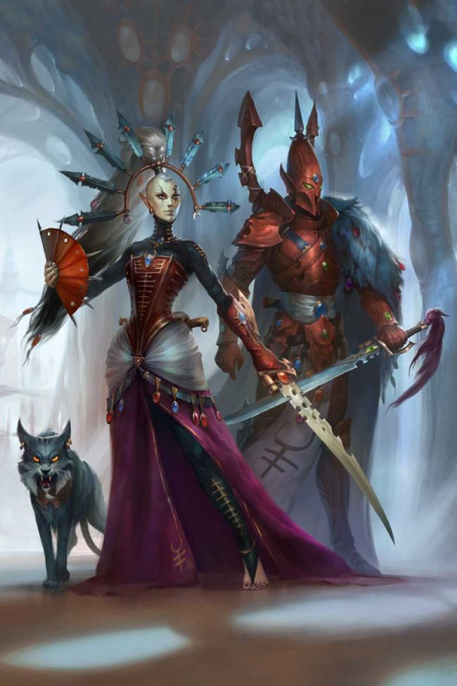 Rise of the Ynnari Ghost Warrior