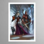 Rise of the Ynnari Ghost Warrior – Print