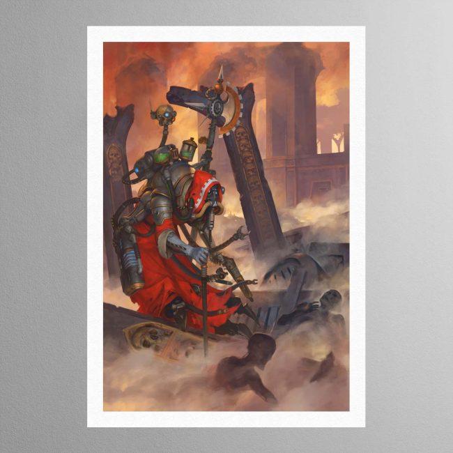 Tech-Priest Dominus – Print