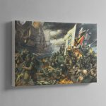 The Battle of Tyrok Fields – Canvas