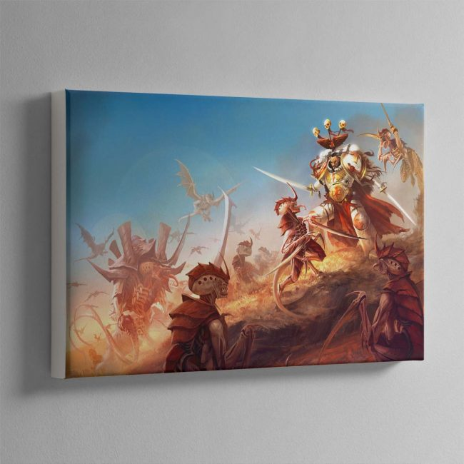 The Last Hunt – Canvas