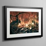 The Last Stand – Framed Print