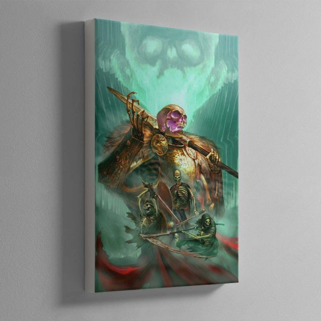 The Sepulchral Guard – Canvas