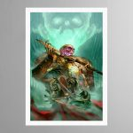 The Sepulchral Guard – Print