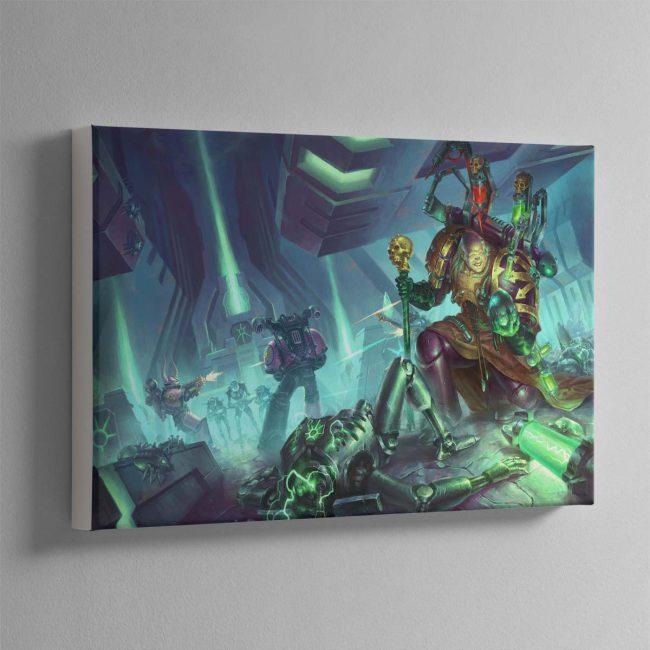 Fabius Bile Clonelord – Canvas