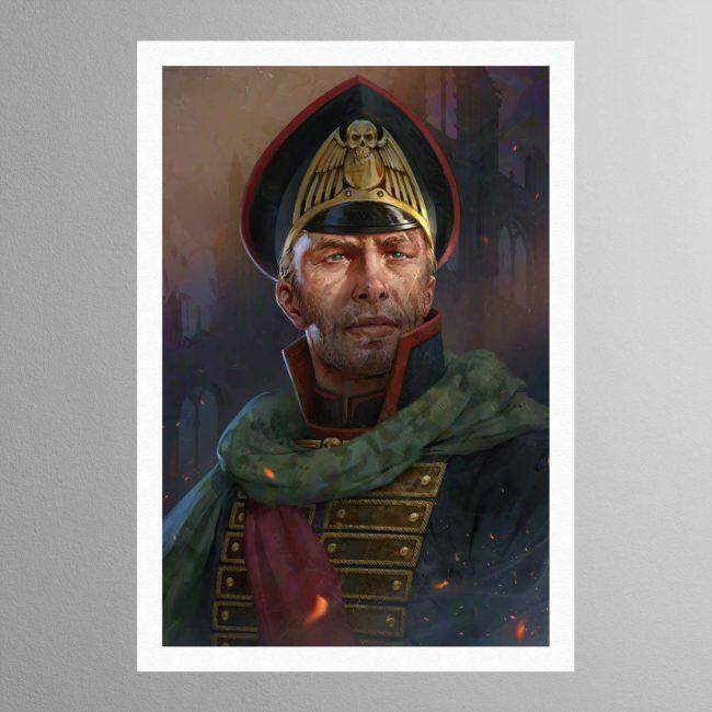 The Warmaster – Print