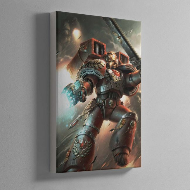 Blood Angels – Canvas