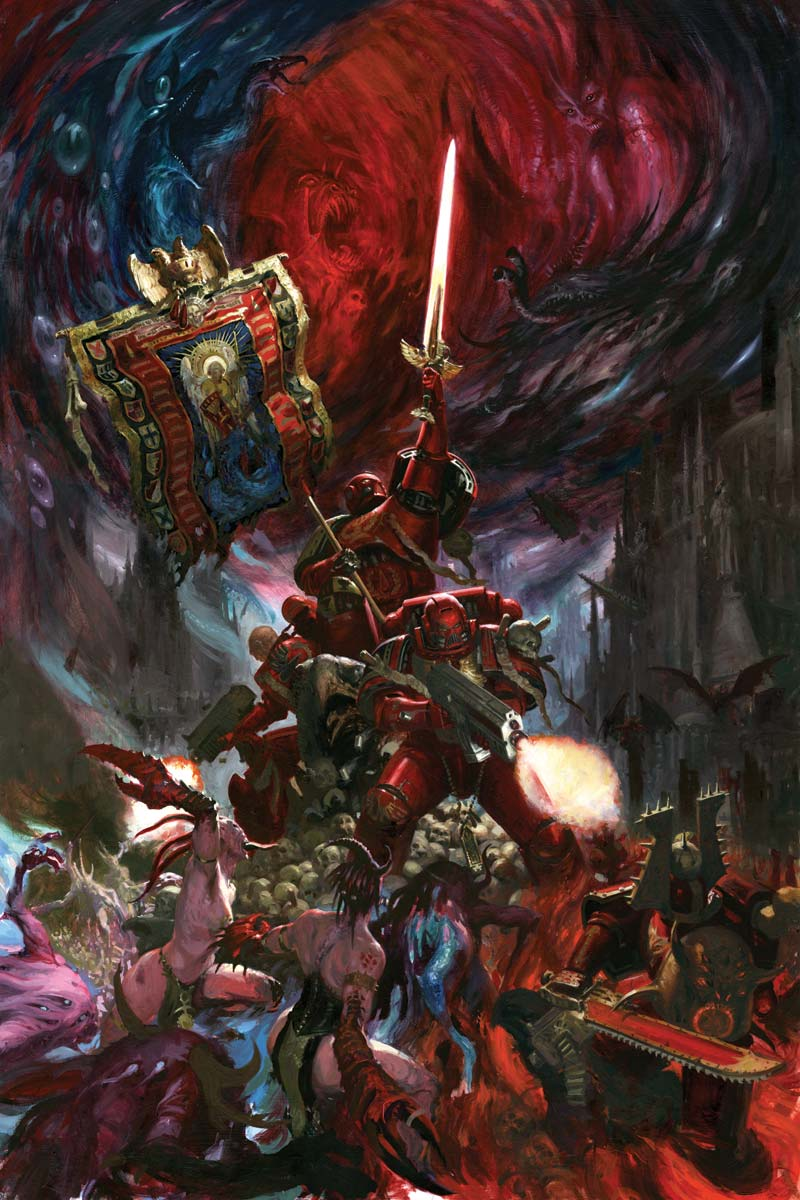 Blood Angels Command Company