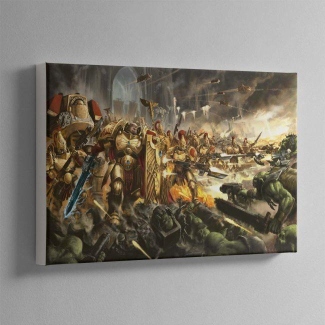 Brotherhood of Demigods – Canvas