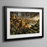 Brotherhood of Demigods – Framed Print
