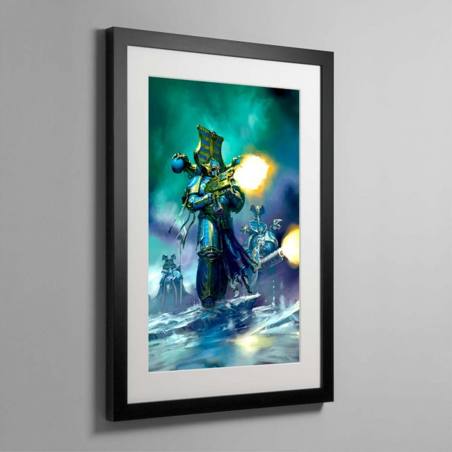 Rubric Marine – Framed Print