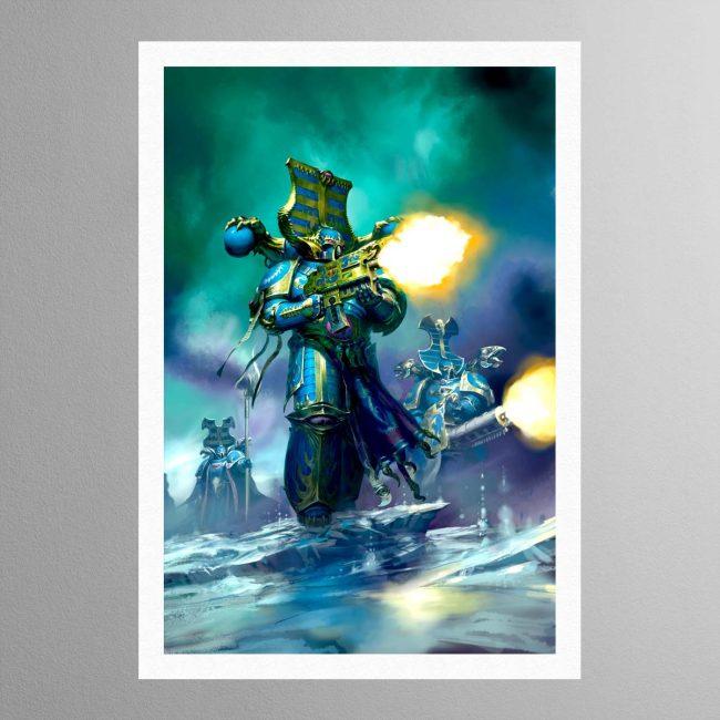 Rubric Marine – Print