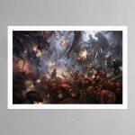 Scions of Baal – Print