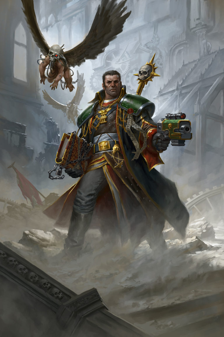 Eisenhorn The Magos