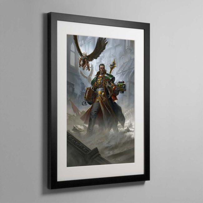 Eisenhorn The Magos – Framed Print