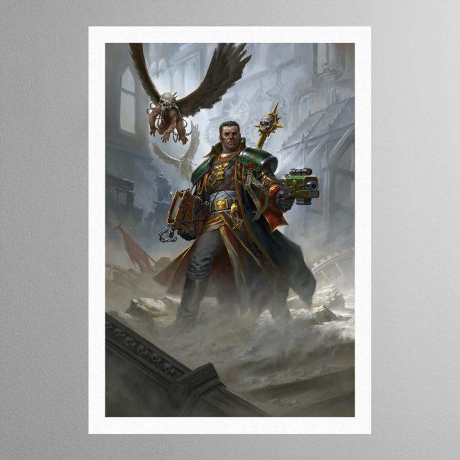 Eisenhorn The Magos – Print