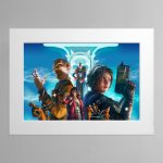 Agent of the Throne Truth and Dreams – Mounted Print